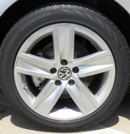 Volkswagen 17 Inch Wheels