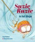 Suzie mag voor het eerst in het diepe zwemmen. Maar badmeester Dikbuik is zo streng, dat Suzie onmiddellijk ruzie met hem krijgt. Hij stuurt haar naar het peuterbadje, maar dat pikt Suzie niet. Vanaf 3 jaar.