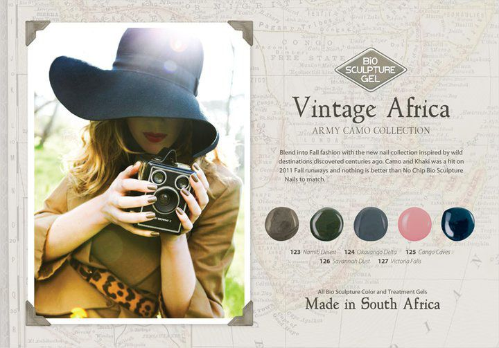 Vintage Africa Collection