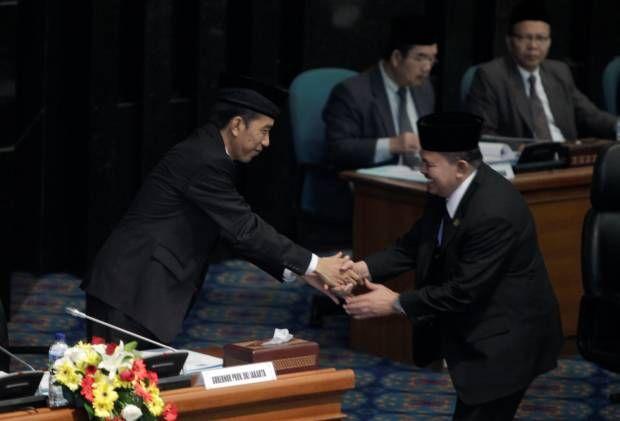 Jokowi Dimintai Laporan Pertanggungjawaban
