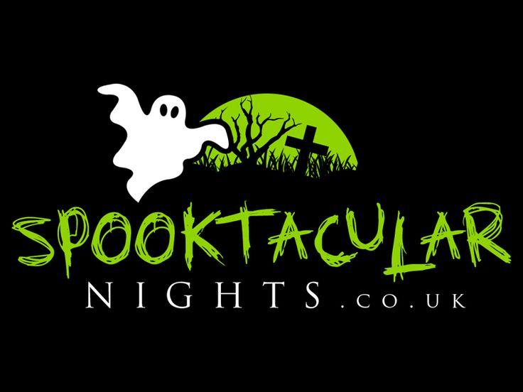 UK haunted events company logo. #logos #logodesign #haunted #events