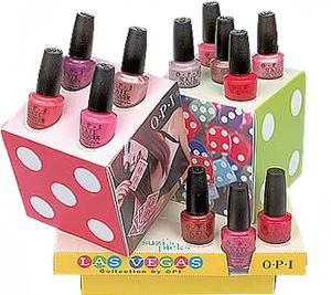 OPI collections 2003