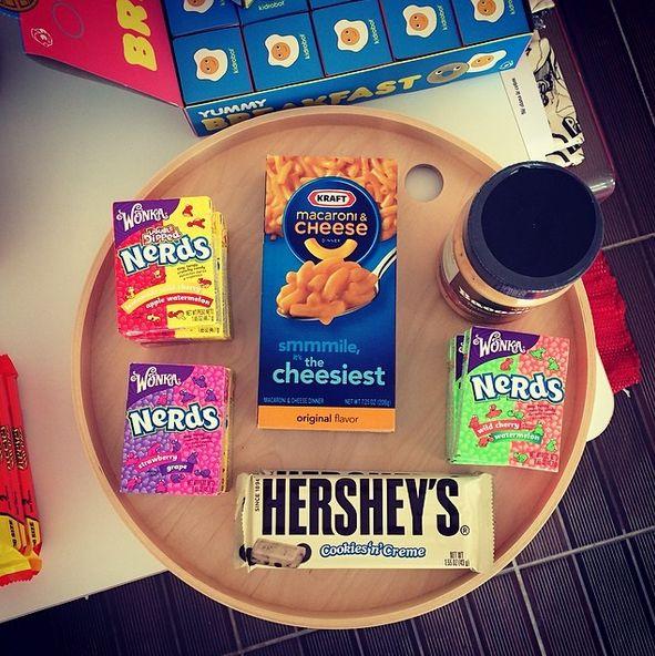 Canteen Pop-Up Store Skate, surf, goodies / food américaine