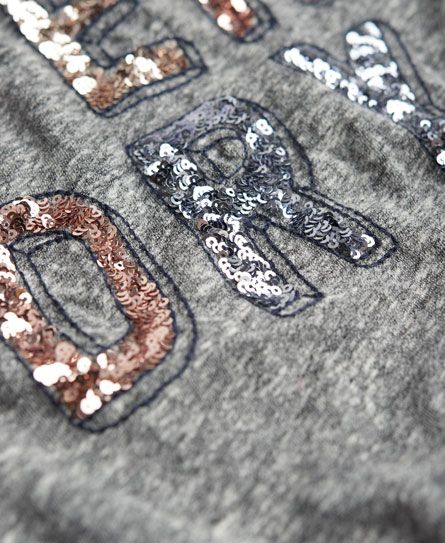 Superdry Handwritten Sparkle T-shirt