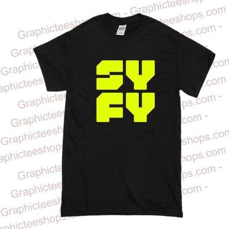 SYFY tshirt