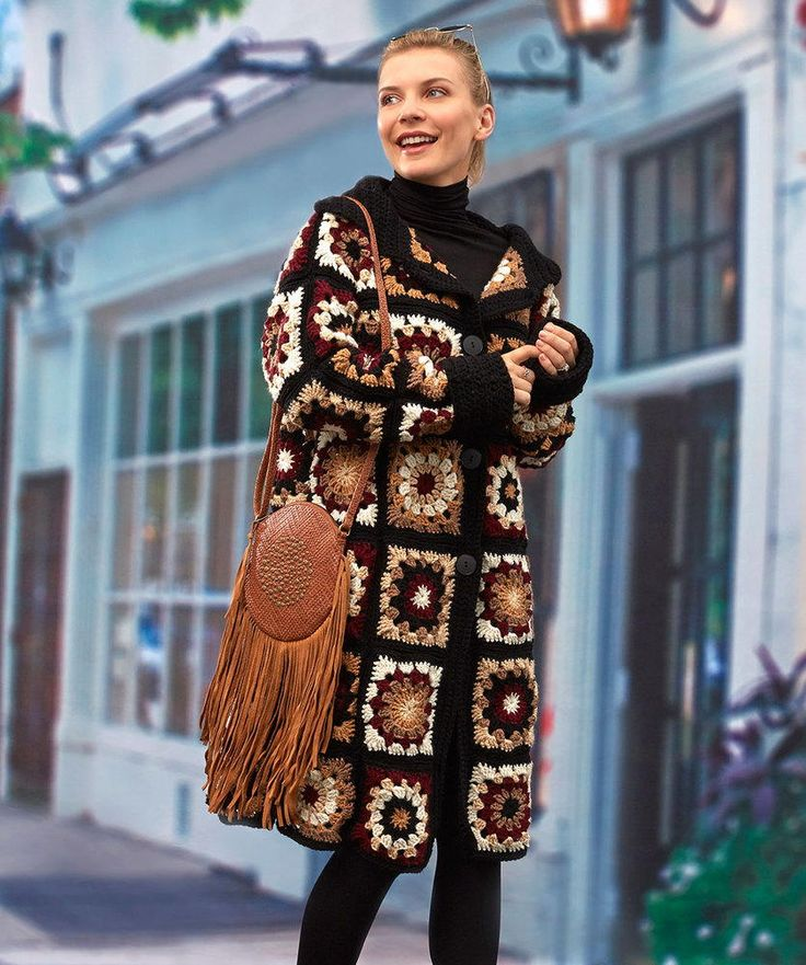 The perfect fall sweater... err.. coatigan!