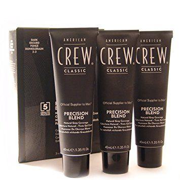 American Crew Precision Blend Reinventing Hair Color For Men Kit, Dark (2-3) Review