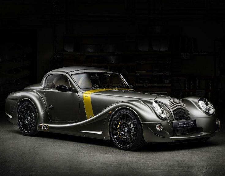 Superb Morgan Motor Company Bespoke Aero GT