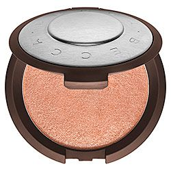 BECCA Shimmering Skin Perfector™ Pressed in Rose Gold - soft gold infused w/ rose tones #sephora