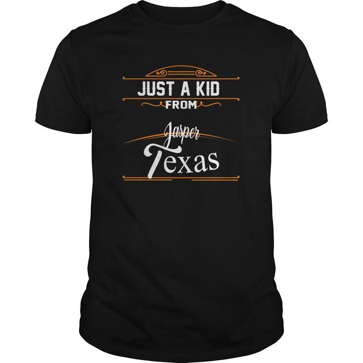 A Kid From Jasper  Texas - A Kid From Jasper - Texas  #funnyshirts #awesomeshirts #Football #Footballshirts Football Tshirts