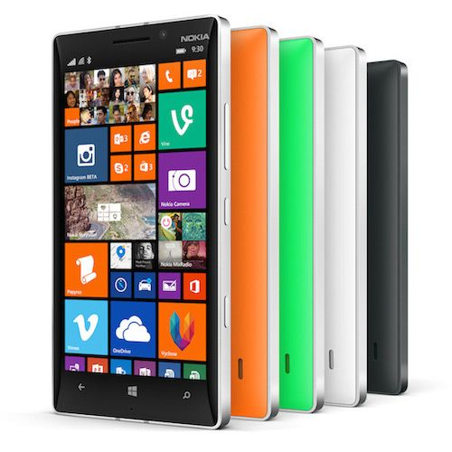 """Nokia Lumia 930 - Skvelý dizajn i funkcie.Dizajn, vďaka ktorému padne skvele do ruky. Vrátane jasného 5 """"displeja Full HD, 20megapixelového fotoaparátu PureView, záznamu priestorového zvuku a vstavaného bezdrôtového nabíjania.Práca s najnovším telefónom Windows Phone.Pripojte sa a komunikujte s ľuďmi a aplikáciami, ktoré sú pre vás najdôležitejšie. Užívajte si prácu v jednotnom systéme Windows vo všetkých obrazovkách."""