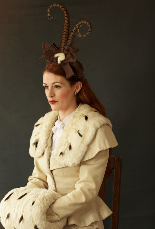 Goodwood Revival 2013 Womens Fashions