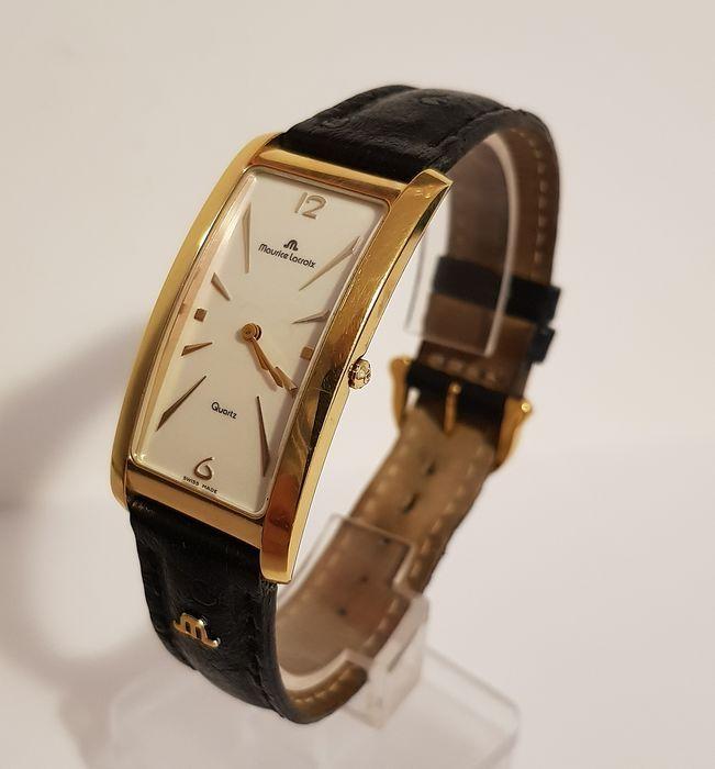 bracelet cuir maurice lacroix