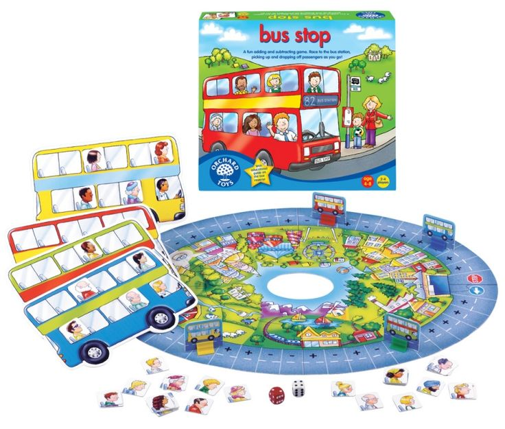 Orchard Toys - Bus Stop Shop Online - iQToys.co.nz