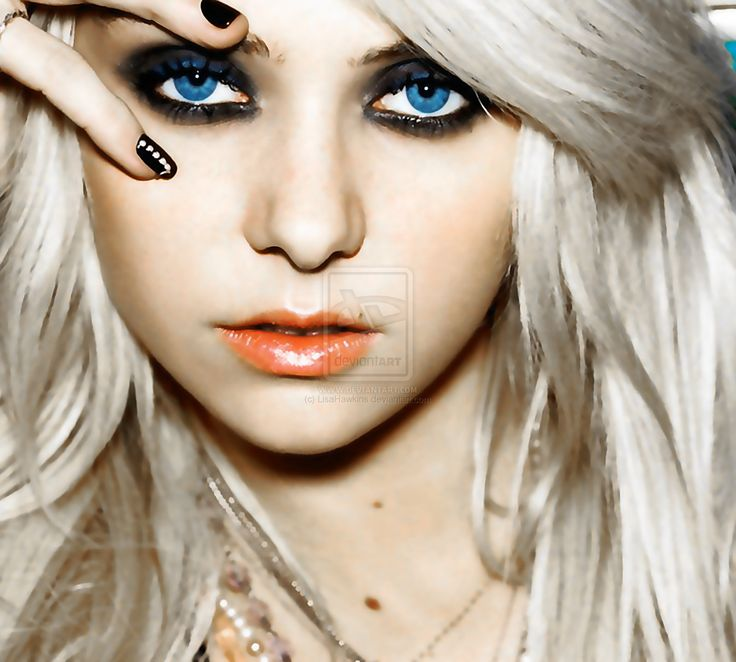 Taylor Momsen Display O2 by LisaHawkins.deviantart.com on @deviantART