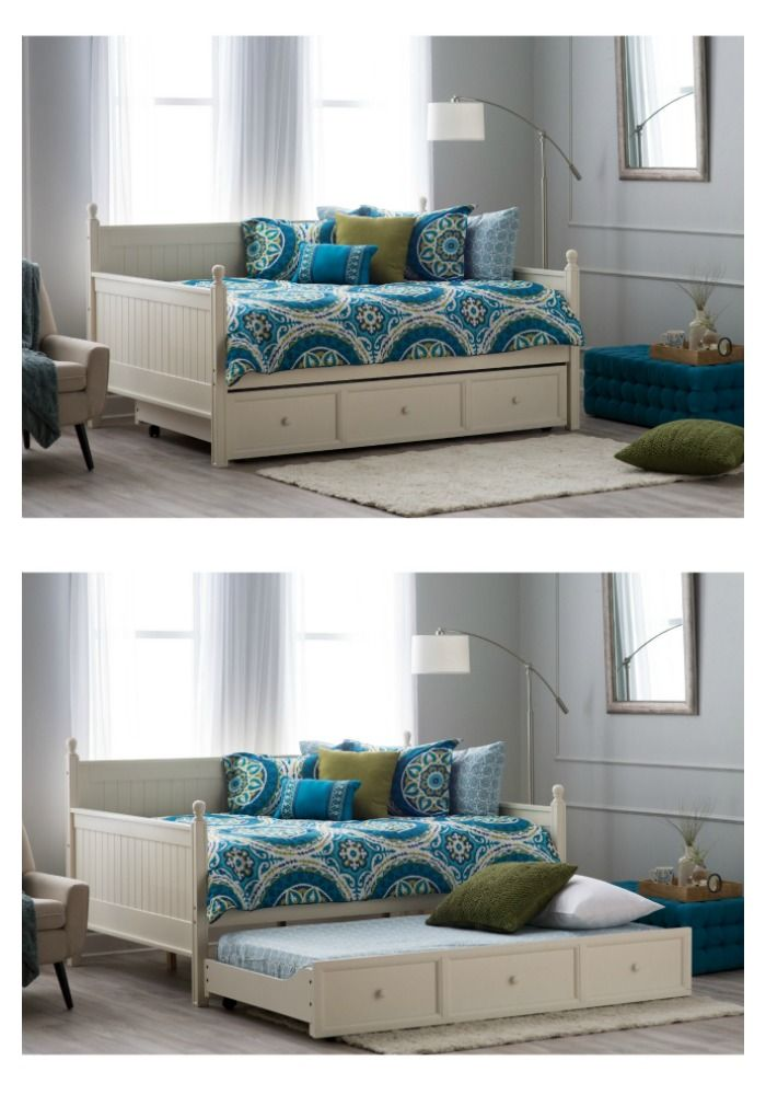 belham living casey daybed white full finally a daybed you can really stretch out on found only at hayneedle the belham living casey daybed white