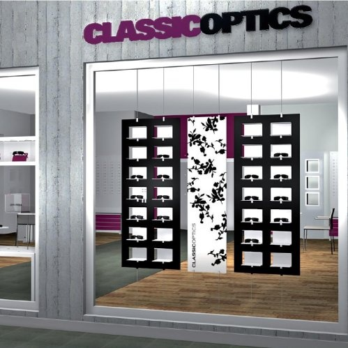 Eyeglass Frame Display Boards : 102 fantastiche immagini su Optical Store Designs su ...
