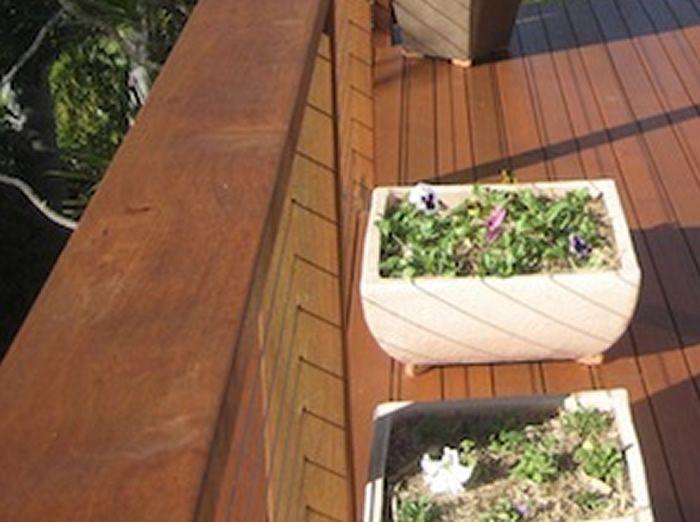 Design of Timber Decking