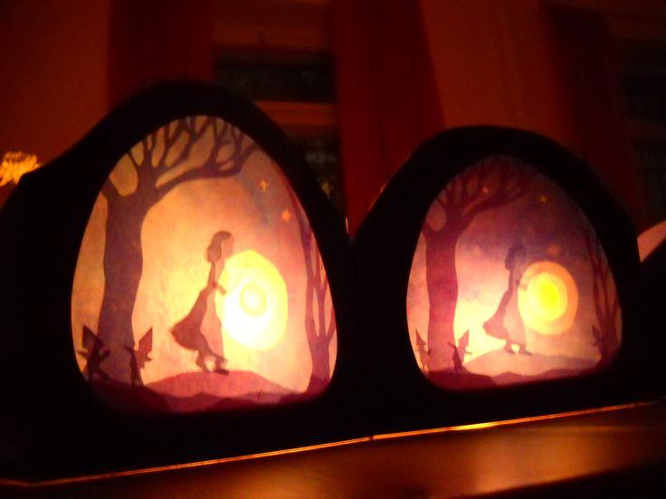 Celebrate ~ Martinmas ~ Lantern Transparency