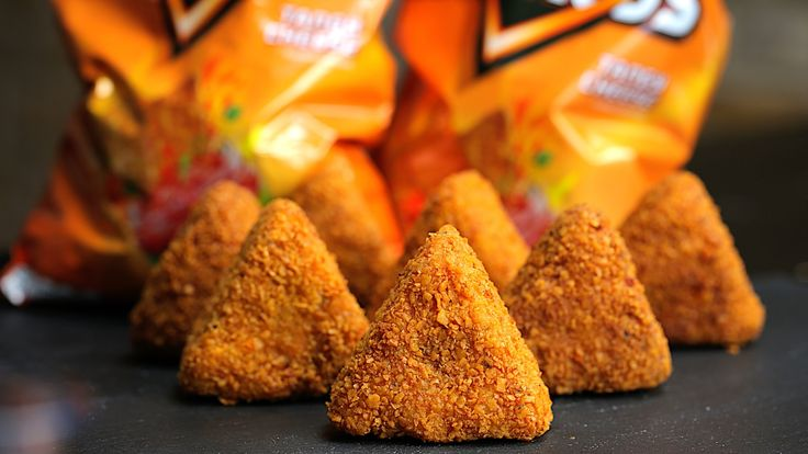 Doritos Mac 'N' Cheese Bites - Twisted
