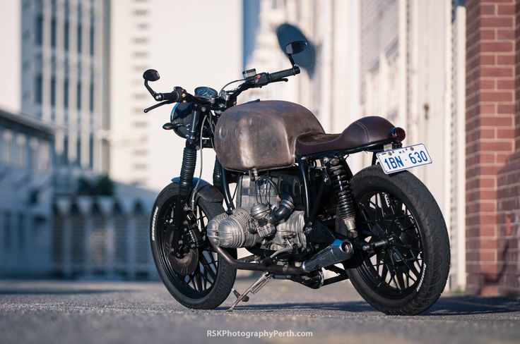 1985 BMW R65 KUSTOM #1 Cafe Racer - Photo by RSK Photography Perth