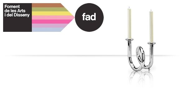 Joyería J.Roca obtubo un premio FAD por este magnífico candelabro de talla modernista, en los años 60.http://www.jroca.com/blog/wp-content/uploads/2012/07/candelabro3.jpg