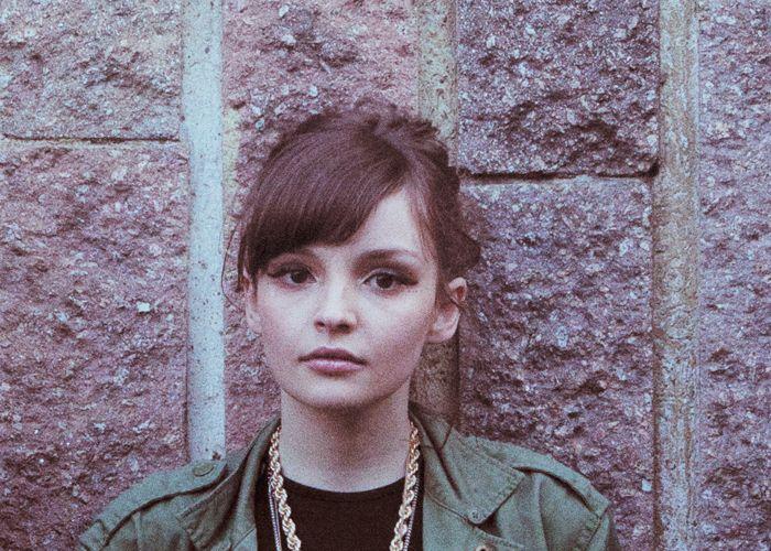 Lauren Mayberry: Lead Singer, CHVRCHES