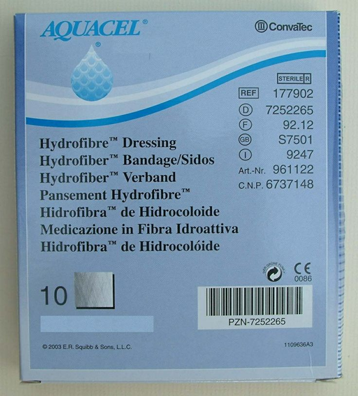 duoderm hydroactive gel instructions