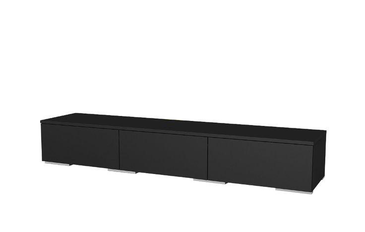 Billig lowboard schwarz
