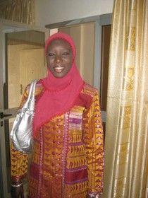 Sénégalaise de 42 ans vivant au Canada cherche un homme pieux et intelelctuel pour mariage