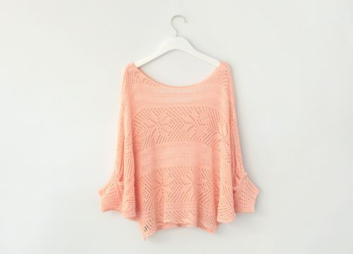 lovely: Peach Sweater, Fashion, Style, Color, Clothes, Dream Closet, Posts, Peaches, Wear