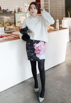 꽃갈피 skirt