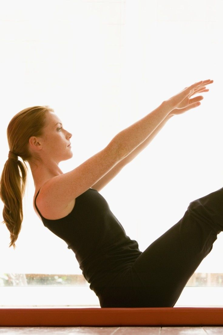 Pilates Exercises For Beginners To Try At Home, Including Pelvic Tilts And Reverse Hundreds