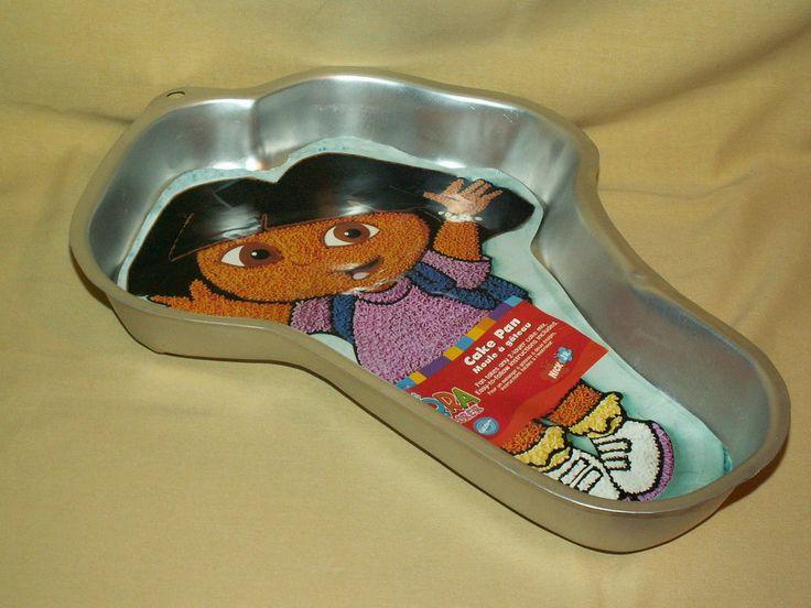 Dora explorer cake pan wilton 21056300 insert
