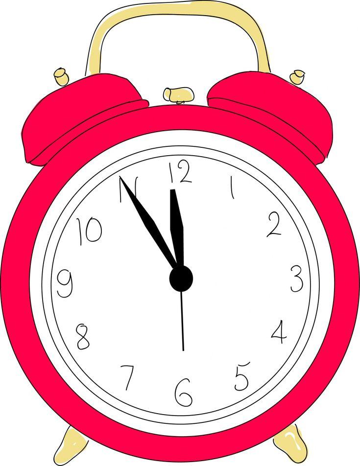 Alarm Clock Clipart