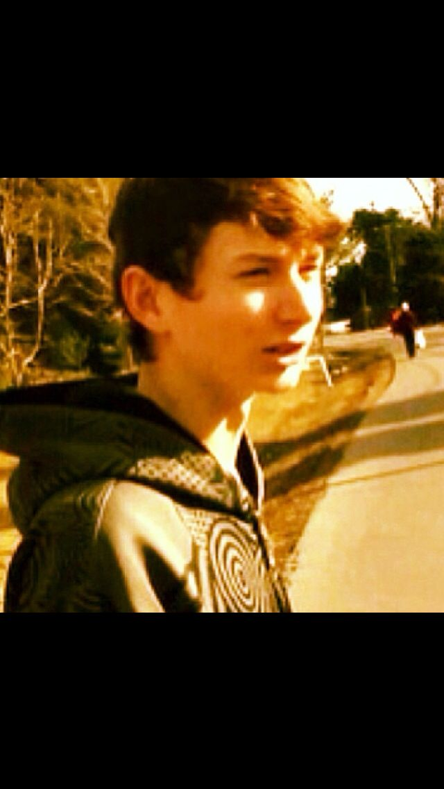Little Mitch :) THIS IS THE CUTEST THING I HAVE EVER SEEN! omfg! fangirling for days on that can't stop wont stop run!
