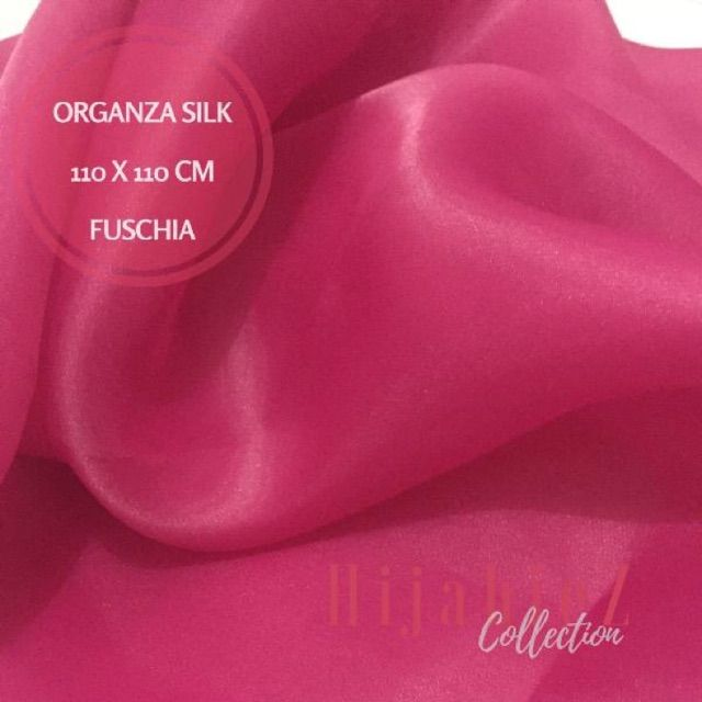 Saya menjual Jilbab Organza Silk Square Premium Hijab Fuschia seharga Rp75.000. Dapatkan produk ini hanya di Shopee! https://shopee.co.id/thehijabiez/412522757 #ShopeeID