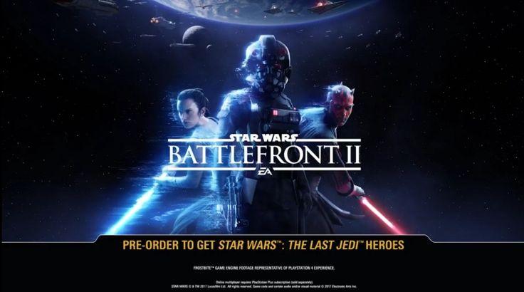EA最新作Star Wars: Battlefront IIのトレーラーがリーク最後のジェダイと関係する内容かも