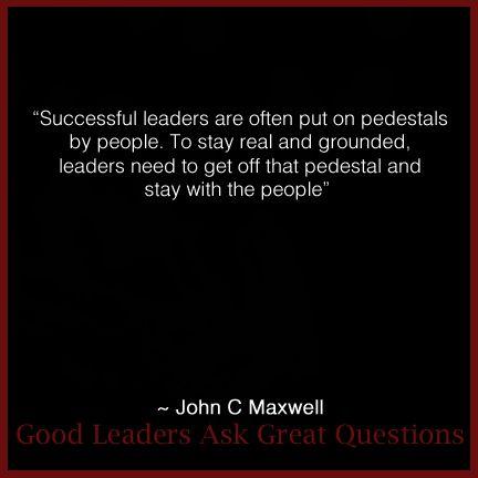 Leadership questions