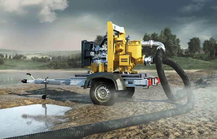 Atlas Copco Adds High Flow Models to Expanded Dewatering Pumps Portfolio #construction #compact