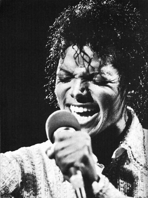 Incredible performer, Michael Jackson!