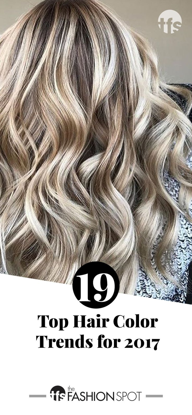 These Will Be the Most Popular Hair Colors of 2017, According to Top Stylists