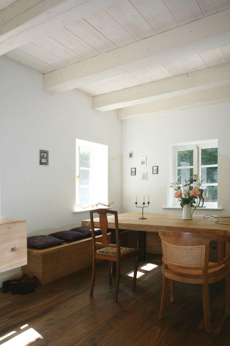 Die gemütliche sitzecke in der küche moderne esszimmer von architektur und innenarchitekturbüro bernd lietzke