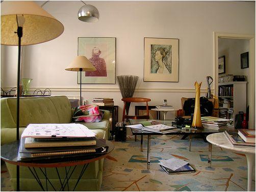 20 Stunning MidCentury Living Room Design   Mid century design ...
