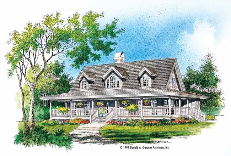 17 best images about floor plans on pinterest house for Low country farmhouse plans