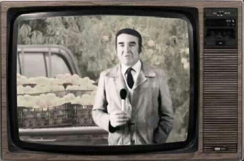 """Tv rural - """"Despeço-me com amizade""""..."""