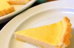 Baked Tofu Cheese Tart of Rice Flour1_©Cupido