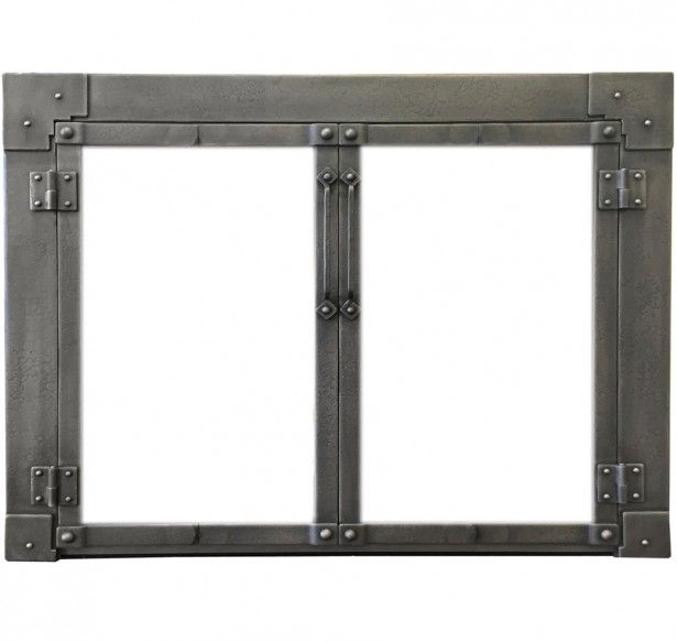 1000 Ideas About Fireplace Doors On Pinterest Railings Electric Fireplace Insert And