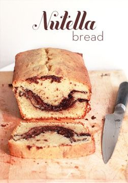 Nutella Bread  For Keeley