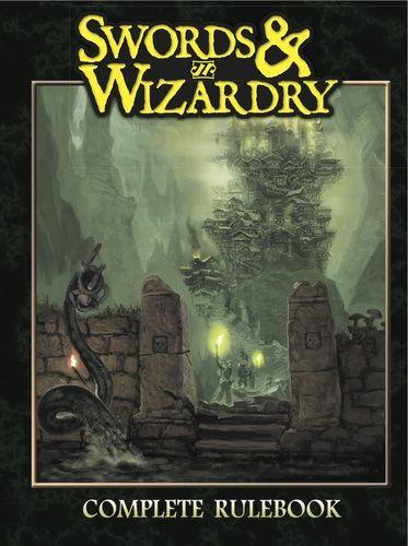 Swords & Wizardry Complete Rulebook | Image | RPGGeek